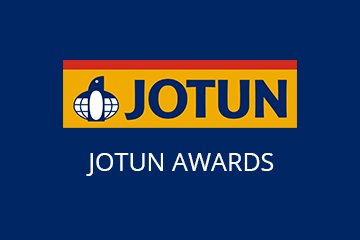 Ayesh Awarded as Best Seller for Jotun Paints